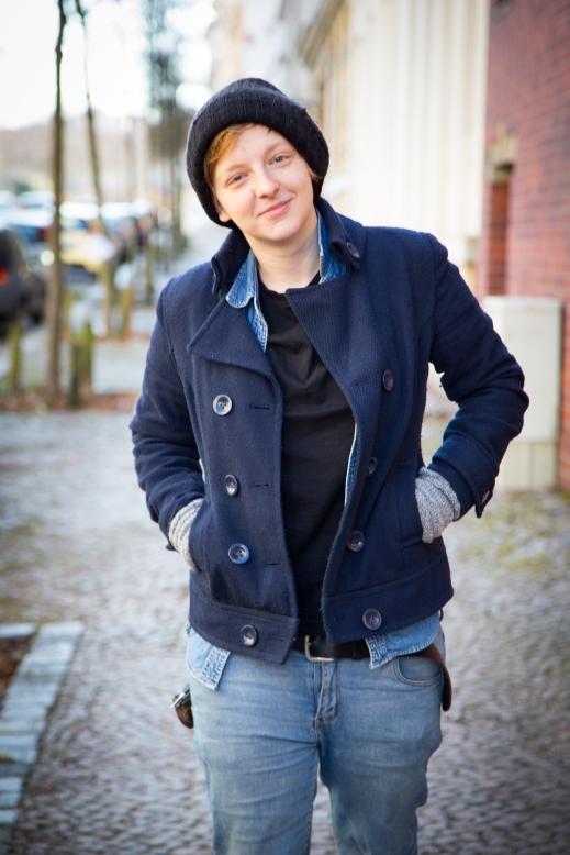 Zeigt ihre erste Fotoausstellung in der Scheune: Claudia Menzel