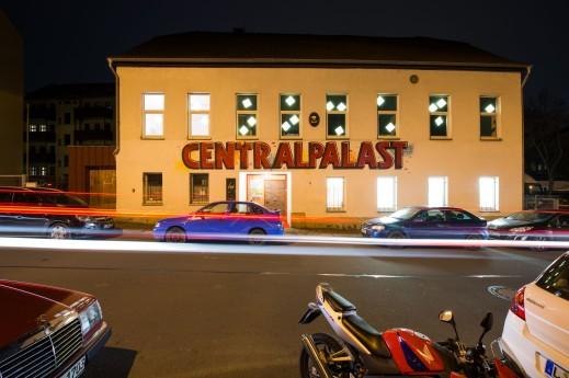 Nicht nur Unternehmenszentrale für Enk Catering, sondern zunehmend auch wieder Veranstaltungsort: der Centralpalast in der Langen Reihe.