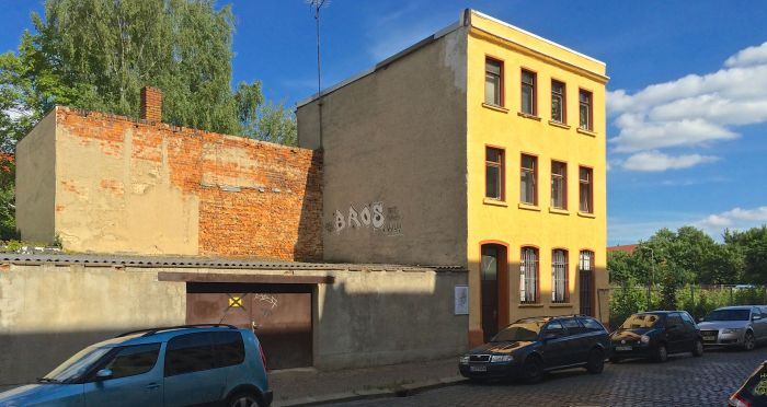 Ort für Kunst und Kultur: Das Mischhaus in der Breslauer Straße